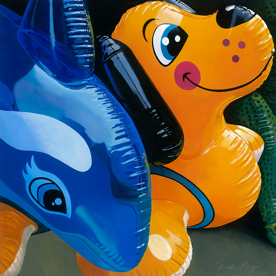 The Inflatables